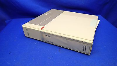 Hp 436A Power Meter Operating & Service Manual Inc. Options 003 004 022