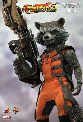 Hot Toys 1/6 MMS252 – Guardians of the Galaxy: Rocket IN STOCK