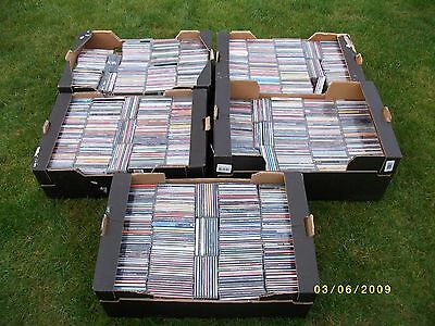 Cd Singles Job Lot 6 Crates