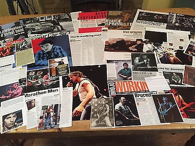 Bruce Springsteen- CUTTINGS/ CLIPPINGS