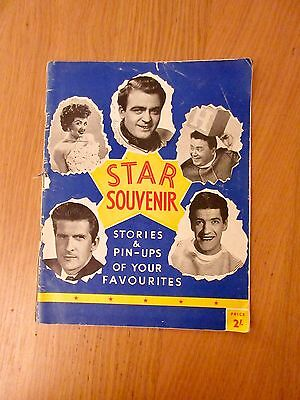 STAR SOUVENIR - Stories & pin-ups of your favourites - Bruce Forsyth, Roy Castle