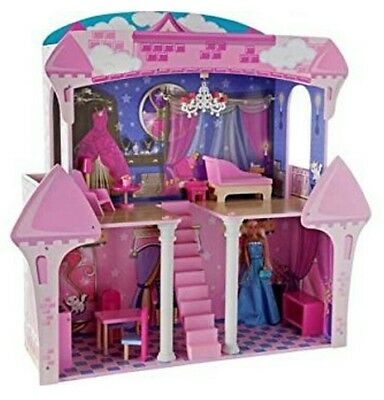 Chad Valley Large Wooden Princess House**New**