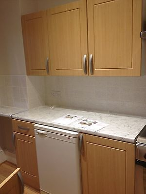 Complete used kitchen, oven, fridge, extractor