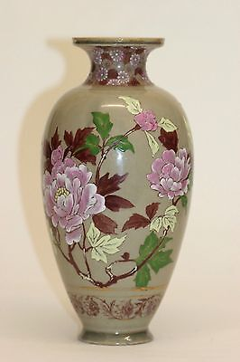 "Rare Doulton Lambeth Aesthetic Movement  ""Chinese"" style Vase  MP X2400"