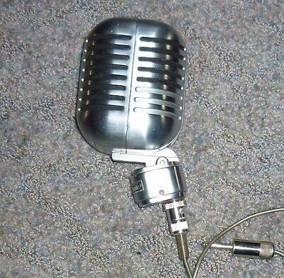STUNNING 1940's Vintage Turner 101A Ribbon / Dynamic Microphone - RARE!