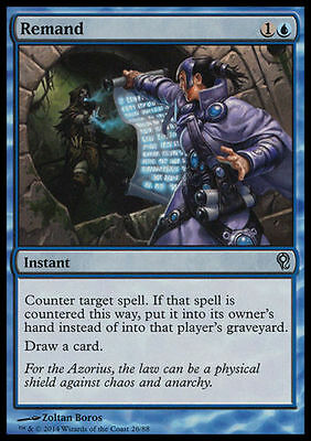 Magic the Gathering MTG -- Remand Jace vs Vraska DD NM x 1
