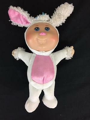 CPK poodle Cabbage Patch Kids Cutie small white pink