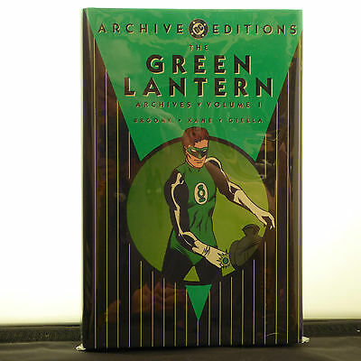 DC Archive Editions GREEN LANTERN VOL 1 (collects first Silver Age appearances.)