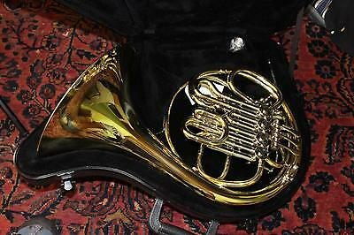 Conn 12D Full Double Descant French Horn in Bb and F Alto MINT QuinnTheEskimo