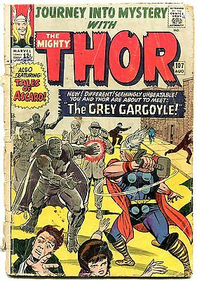 JOURNEY INTO MYSTERY #107 1964-MIGHTY THOR- reading copy