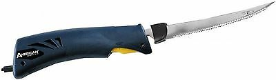 American Angler 8 inch Classic EFK Blade Fish Filet Knife Corded 110V Electric