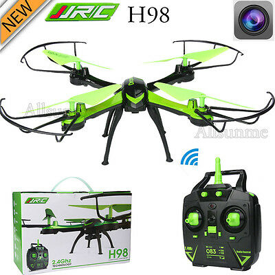 JJRC H98 H36 2.4GHz 4CH 6-Axis Quadcopter Drone With 0.3MP Camera Headless Mode
