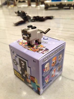 Minecraft Minifigures Ice Series 5 Siamese Cat