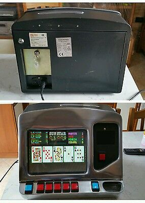 Videopoker Attacco Jamma Lcd Vintage A Euro