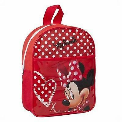 Mochila Junior Minnie Mouse Disney (8450)