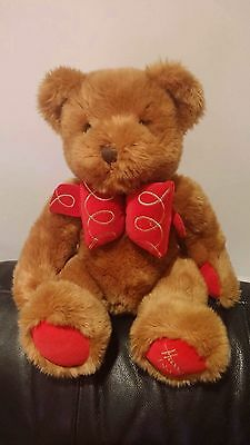 Harrods 1997 annual Christmas bear