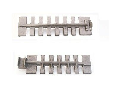 Cast Iron Grate Bars to suit Dunsley Highlander Stoves