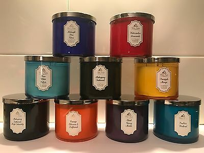 Bougies 3 Meches / 3 Wick Candle  Bath and Body Works