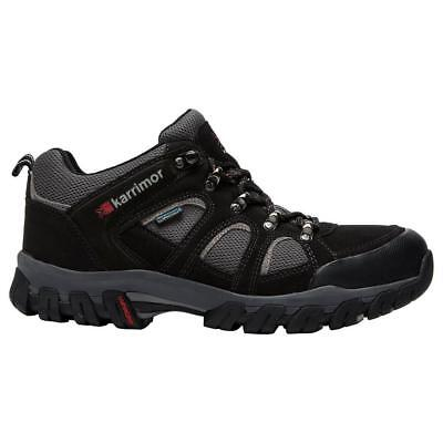 Karrimor Mens Bodmin Iv Low Walking Boot Walking Boots Black