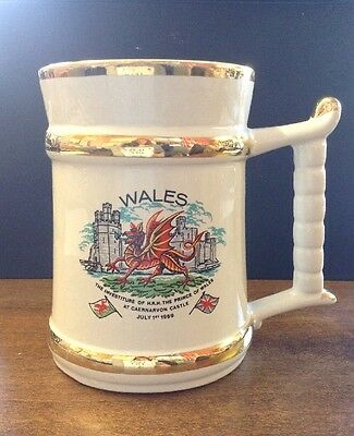 Investiture of H.R.H The Prince of Wales Mug 1969