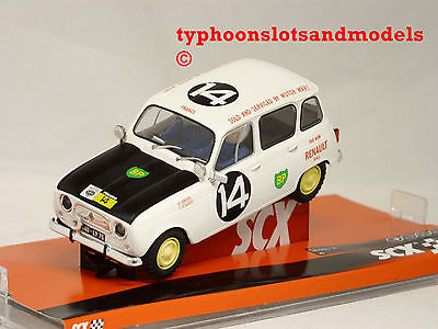 A10192 SCX Renault 4L - East African Rally - New