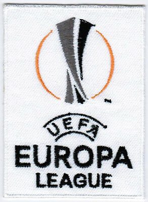 UEFA Europa League Cup Emblem Logo Football Badge Iron On Embroidered Patch