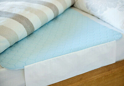 Washable Waterproof Incontinence Bed & Seat Pads Protection Sheets All Sizes