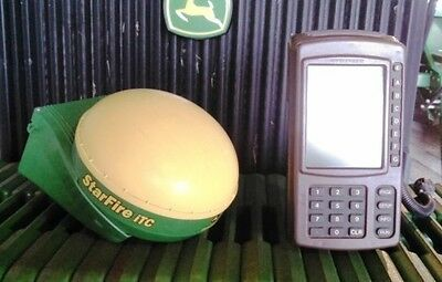 john deere brown box and itc reciver sf1 ready