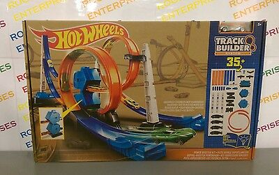 Hot Wheels Track Builder System Power Booster Kit NEW & Boxed