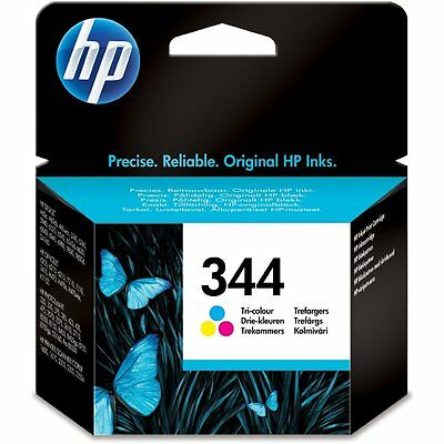 Genuine HP 344 tri-colour ink cartridge (C9363EE) VAT included - Free postage