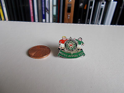 Police pin badge P.S.N.I. NSPCC Appeal 2004