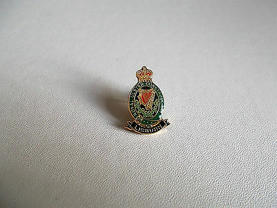 Police pin badge  RUC Lisburn