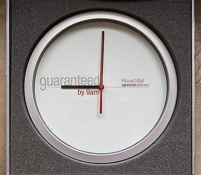 Royal Mail Special Delivery Postal Service Clock