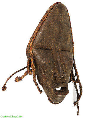 Dan Mask Deangle Cote d'Ivoire Liberia African Art
