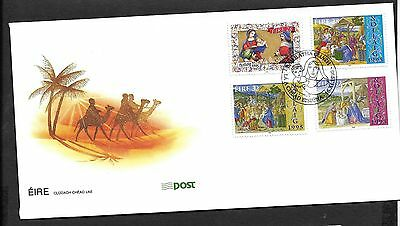 1995        FDC   CHRISTMAS           An Post