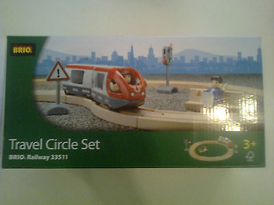 Brio 33511 Travel Circle Set