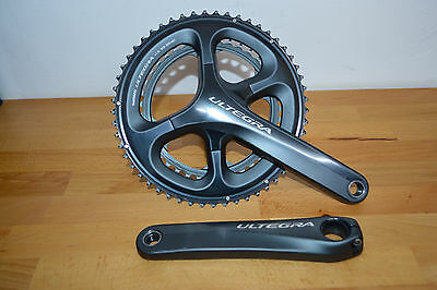 Shimano Ultegra 6800 chainset 53/39T 175mm