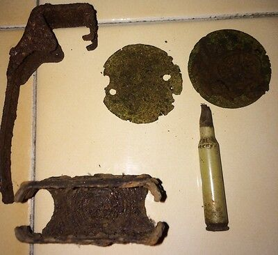 Lot Objets US Insignes Allemand ww2
