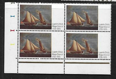 1970      ROYAL CORK YACHT CLUB  Cyl Blk 111          MNH