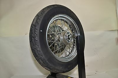 Harley Davidson Sportster XL1200S 1996 Rear Wheel Rotor and Tire