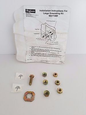 GE General Electric Hoffman 99411400 Large Grounding Kit - New old stock.
