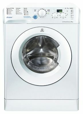 Indesit BWSD71252 7KG 1200 Spin Washing Machine - White. From Argos on ebay