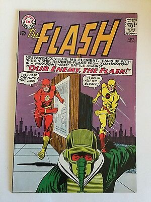 The Flash # 147 - 2nd Zoom - Very Fine