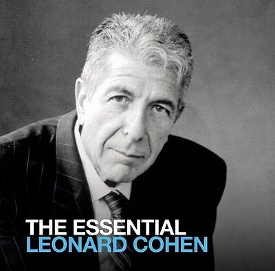 Leonard Cohen  -  The Essential New Sealed 2Cd