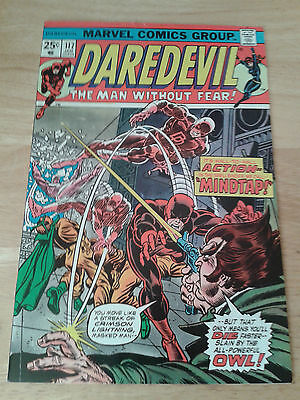 Daredevil #117, NM- (9.2) 1975 , Cents