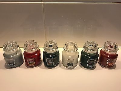 Smal Jar Candle / Petite Bougie Yankee Candle