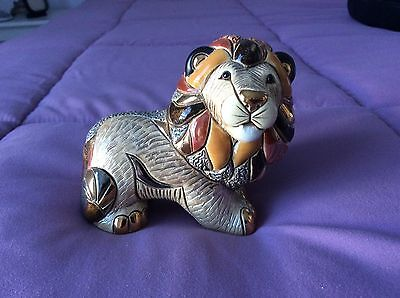 Sale - De Rosa Rinconada Lion standing from the Lion Family - Perfect Condition