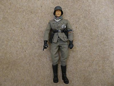 21st Century 1.6 scale WWII German Officer Figure - VGC