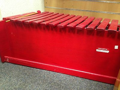 Percussion Plus Red Xylophone
