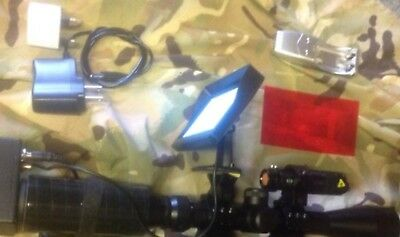 Night Vision Scope Nite Site Complete Kit Includes Scope